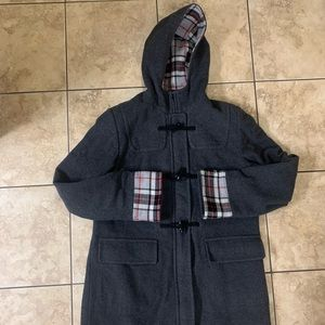 Tradition Wool blend winter jacket